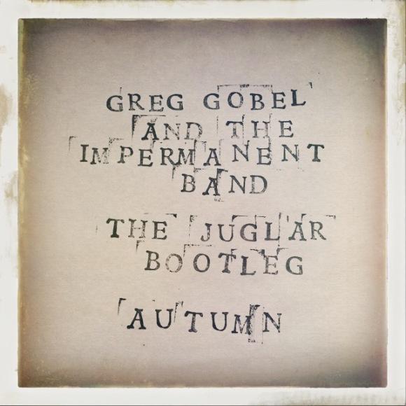 Juglar Bootleg promo Greg Gobel